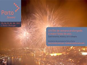 O Porto Forward quer atrair mais visitantes e turistas à cidade do Porto e à região Norte do país Foto: DR