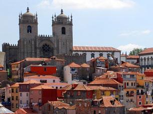 """Porto deve aproveitar o seu """"potencial arquitectónico"""" Fotos: Luís Pedro Carvalho e Filipa Mora"""