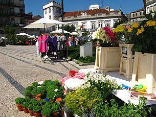 Qualquer pessoa pode participar nas vendas do Mercado Porto Belo Foto: Sara Otto Coelho