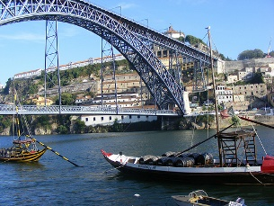 O Porto é o Melhor Destino Europeu de 2014 e é cada vez mais procurado por turistas Foto: felipeacosta/Flickr