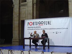 Consciência da relevância económica do teatro será discutida Foto: Joana Caldeira Martinho