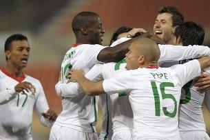 Portugal venceu na Hungria Foto: FPF