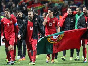 Portugal defronta, esta quarta