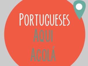 35 milhões de portugueses, até à terceira geração, estão aí, algures pelo mundo. Ilustração: Patrícia do Vale
