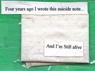 Frank Warren tem uma preferência pelos segredos chocantes Fotos: PostSecret