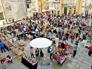 Pode visitar o Urban Market das 11h às 19h Foto: DR