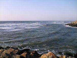 Portugal regista record de praias com bandeira azul Foto: Alice Barcellos/Arquivo JPN