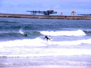 Sistema será activado quando as câmaras detectarem situações de risco no mar Foto: Joana Vales