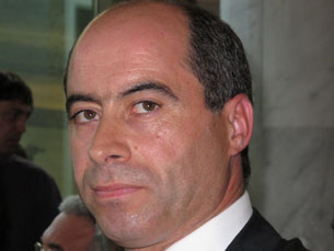 Inácio Ribeiro foi eleito com maioria absoluta Foto: José Vinha