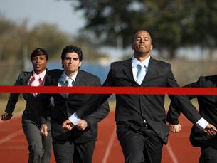 Os melhores alunos das áreas em questão lutam por um MBA gratuito nas melhores escolas de negócios Foto: kylemacdonald/Flickr