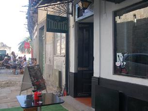 Casa da Mariquinhas fica na zona da Sé do Porto Foto: Catarina Campos