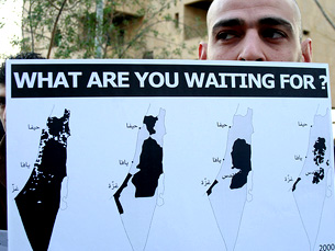 Ofensiva motivou protestos em todo o mundo Foto: Flickr