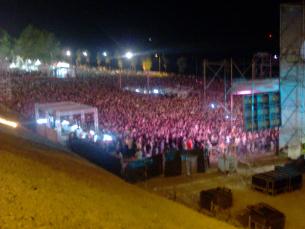 A banda irlandesa irá actuar no último dia do festival. Foto: Daniela Espírito Santo