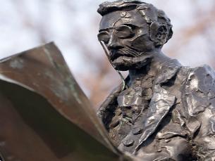Os prémios Pulitzer são entregues desde 1917, em homenagem a Joseph Pulitzer Foto: Pete Toscano/Flickr