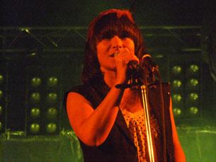 """Clã mostraram o seu último disco, """"Cintura"""" Fotos: Cristina Villas"""