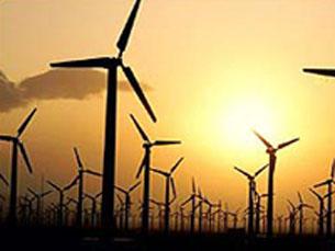 A energia eólica é líder entre as energias renováveis Foto: Quercus