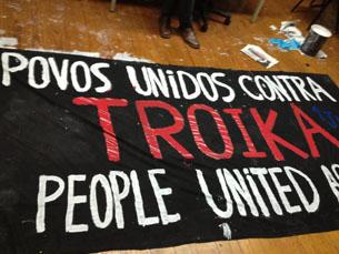 A manifestação tem data marcada para o dia 1 de junho Foto: DR