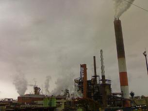 A campanha 350.org visa diminuir os níveis de dióxido de carbono na atmosfera Foto: Tchola/Flickr