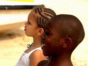 Um website recentemente criado denuncia casos de descriminação e racismo Fonte: Arquivo JPN