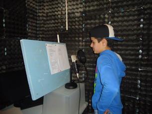 As emissões de rádio ficam disponíveis em podcast Foto: Projeto Metas