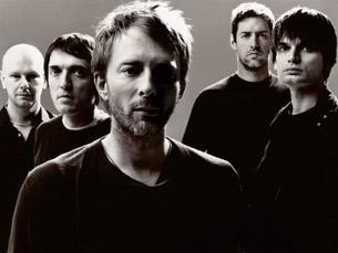 A banda de Thom Yorke já não vinha a Portugal há dez anos Foto: DR