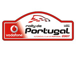 Loeb termina segunda etapa do Rali de Portugal em primeiro lugar