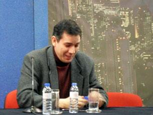 Salaverría é professor na Universidade de Navarra Foto: Adriano Cerqueira