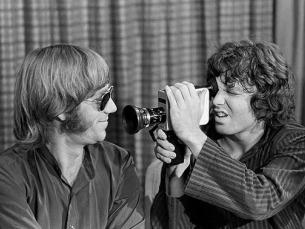 Foi o único na UCLA que viu algo de bom no Jim, disse Robby Krieger sobre Ray Manzarek Foto: DR