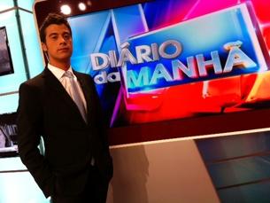 """Ser jornalista exige """"sacrifícios"""", garante Frederico Mendes Oliveira Foto: Rute Azevedo"""