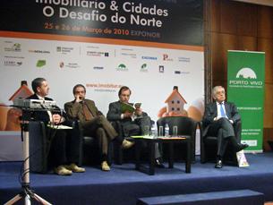 O projecto pretende aliar a reabilitação urbana à eficiência energética Foto: Ana Xavier
