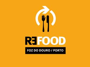 A Refood é uma organização que recupera os excedentes de alimentos dos restaurantes Foto: DR