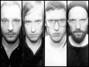 A banda sueca é a mais recente confirmação da produtora Everything is New Foto: DR