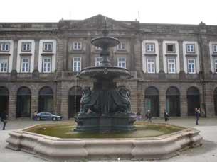 A Universidade do Porto reúne cada vez melhores condições para atrair investigadores estrangeiros Foto: Arquivo JPN