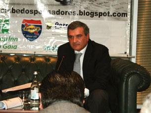 Miguel Relvas alegou motivos pessoais para a apresentação da sua demissão Foto: Ana Rita Sousa/Arquivo JPN