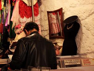 A Retro Paradise é uma das lojas que se juntam à iniciativa Foto: Sara Santos Silva