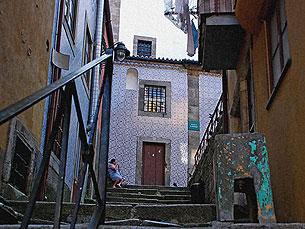 Zona histórica do Porto recebe festejos Foto: Luís Pedro Carvalho