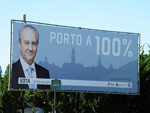 A Fitch não melhora a classificação da cidade, mas elogia a gestão de Rui Rio Foto: Amanda Ribeiro/Arquivo JPN