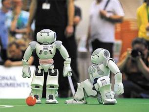 O RoboCup é uma das competições do festival Foto: DR
