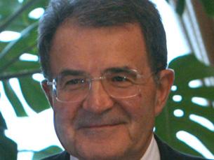 Romano Prodi conseguiu 180 votos ao seu favor Foto: DR