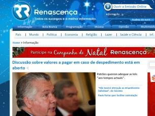 RR venceu também nas categorias Infografia Digital e Reportagem Multimédia Imagem: DR