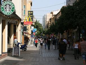 Chipre está dividido entre greco e turco