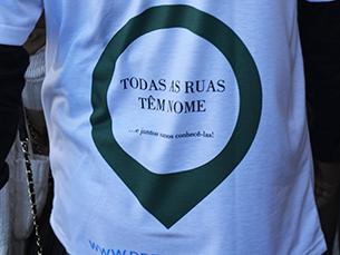 """O """"Ruaria"""" percorreu diferentes ruas da cidade do Porto e, pelo caminho, realizaram"""