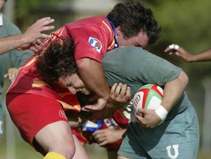 Porto recebe IV Campeonato Mundial Universitário de Rugby Sevens Foto: JPR
