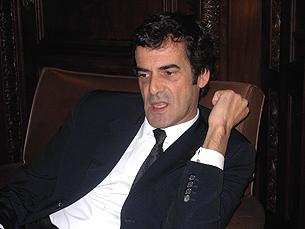 """Rui Moreira confessa estar arrependido de ter votado """"não"""" à regionalização em 2001 Foto: Rosa Carvalho"""