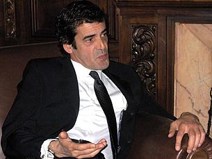 Rui Moreira vai ser orador do debate com António Lobo Xavier; Sarsfield Cabral é o moderador Foto: Arquivo JPN