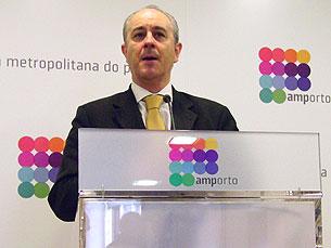 """Rui Rio explica que a JMP não """"tem que apoiar"""" a proposta da Sonae e Soares da Costa, mas sim um objectivo Foto: Sara Otto Coelho / Arquivo JPN"""