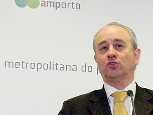 """Intervenção apostará """"na integração das pessoas"""", disse Rui Rio Foto: Sara Otto Coelho/Arquivo JPN"""