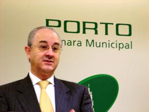 Rui Rio preside, em 2013, ao último mandato na Câmara do Porto Foto: Arquivo JPN