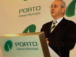 Rui Rio passou em revista nove anos à frente dos destinos da Câmara Municipal do Porto Foto: Arquivo JPN