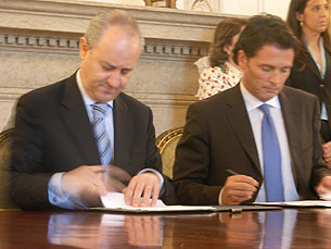 Acordo entre Câmara do Porto e Casa da Música valoriza actividades formativas Foto: Pedro Rios